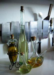 MIs aceites de uso diario: maíz, oliva, sésamo y maní