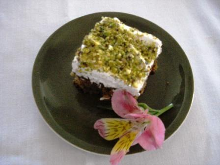 Cake Barroco de higos