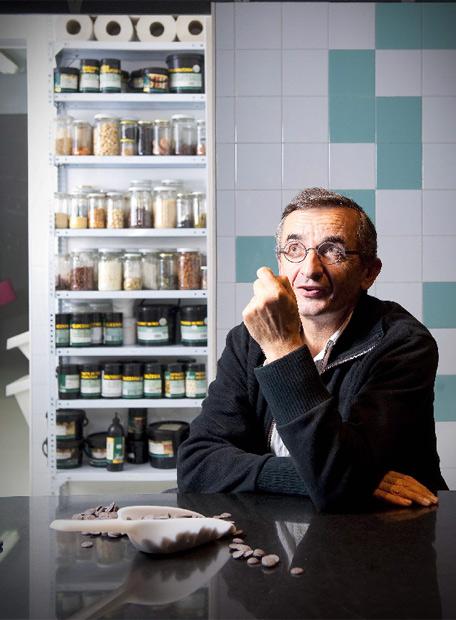 El cocinero Michel Bras